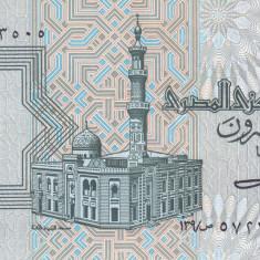 Bancnota Egipt 25 Piastres 1984 - P54 UNC - bancnota africa