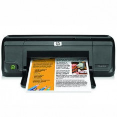 Imprimanta portabila color HP Officejet H470 - Imprimanta inkjet
