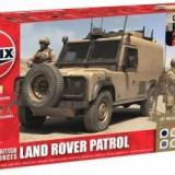 Kit Constructie Set Afganistan Land Rover - Jocuri Seturi constructie Airfix