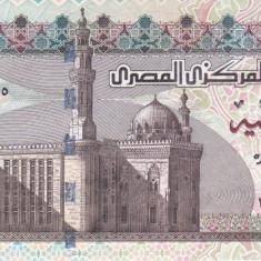 Bancnota Egipt 100 Pounds 2010 - P67i UNC - bancnota africa