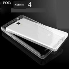 Husa Xiaomi Redmi Note 2 silicon ultra subtire 0.5MM produs nou 2016 - Husa Telefon Xiaomi, Transparent