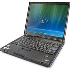 Laptopuri SH Ibm Lenovo T60 - Laptop Lenovo, Diagonala ecran: 15, 100 GB