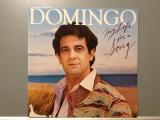 PLACIDO DOMINGO - MY LIFE FOR A SONG (1983/ CBS REC/ HOLLAND) - Vinil/Vinyl, Columbia