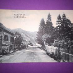 Răstolița, Mureș - Carte Postala Maramures 1904-1918, Circulata, Fotografie