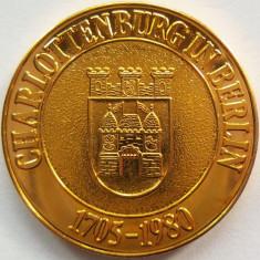 Medalie Comemorativa 100 ani - Schering in Charlottenburg GERMANIA *cod 2444