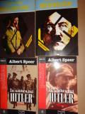 In umbra lui Hitler( 2 vol.)-A. Speer +  Viata lui A.Hitler 2 vol.-J.Toland