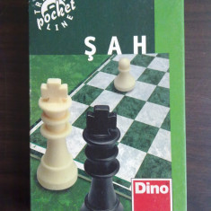 Mini joc de sah - Set sah