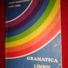 Gramatica limbii engleze an 1993./302pag- Georgiana Galateanu/E.Comisel - Curs Limba Engleza Altele