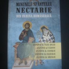 MINUNILE SFANTULUI NECTARIE DIN EGHINA ROMANEASCA - Carti ortodoxe