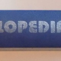 ENCICLOPEDIA DE CHIMIE, VOL. VI (E), ELABORATA SUB COORDONAREA ACAD. DR. ING. ELENA CEAUSESCU, 1989 - Carte Chimie