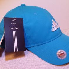 Sapca golf ADIDAS bleu, noua, originala - Sapca Barbati Adidas, Marime: Marime universala