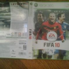 FIFA 10 - Joc XBOX 360 ( GameLand ) - Jocuri Xbox 360, Sporturi, 3+, Multiplayer