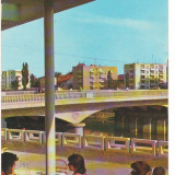 CPI (B6393) CARTE POSTALA - VEDERE DIN ORADEA, RPR - Carte Postala Crisana dupa 1918, Circulata, Fotografie
