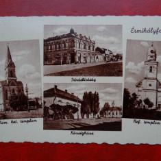 AKVDE 3 - Carte postala - Valea lui Mihai - Carte Postala Banat dupa 1918, Circulata, Printata