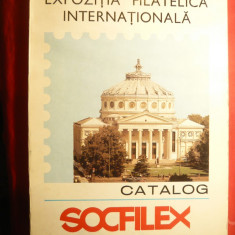 Catalog Socfilex 1979 -Expozitia Filatelica Internationala