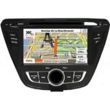 Car Vision DNB Elantra - Navigatie auto