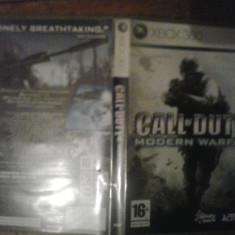 Call of Duty 4 - Modern Warfare - XBOX 360 - Jocuri Xbox 360, Shooting, 18+, Multiplayer