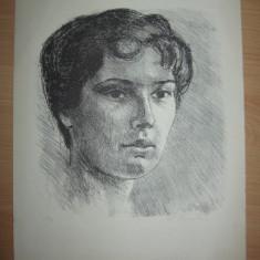LITOGRAFIE DUMITRIU CLAUDIA, 1959 // SCOALA DE ARTE