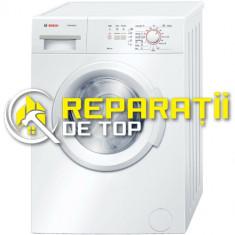 Reparatii masini de spalat rufe si vase