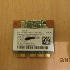 Placa wireless   laptop acer e-532