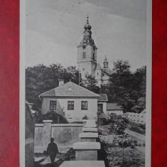 AKVDE 3 - Carte postala - Zalau - Zilah - Biserica ref., Circulata, Printata