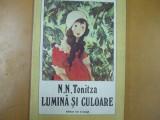N. N. Tonitza Lumina si culoare Bucuresti 1991