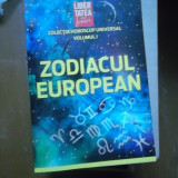 ZODIACUL EUROPEAN - Carte astrologie