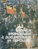 Cronica Insingerata a Bucurestiului in Revolutie