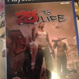 Joc ps2 de colectie,25 to life,actiune