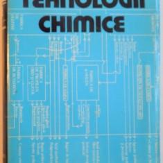 TEHNOLOGII CHIMICE de VICTOR PARAUSANU 1982 - Carti Mecanica