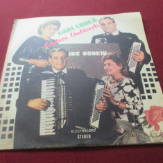 *** DISC VINIL GABI LUNCA - CANTECE LAUTARESTI - Muzica Lautareasca