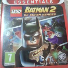 Jocuri PS3 Activision, LEGO BATMAN 2, iron man, X-MEN, injustice among us, alliance, Actiune, 12+, Single player