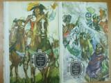 Alexandre Dumas Cei patruzeci si cinci 2 volume Bucuresti 1968