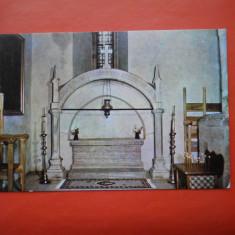 HOPCT 16372 MANASTIREA PUTNA-MORMANT STEFAN CEL MARE -JUD SUCEAVA [NECIRCULATA] - Carte Postala Bucovina dupa 1918, Printata