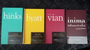 COLECTIE CARTI , COLECTIA COTIDIANUL ,EDITURA UNIVERS ,13 BUCATI ,APROAPE NOI .