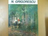 Nicolae Grigorescu album pictura Bucuresti 1993 35 ilustratii