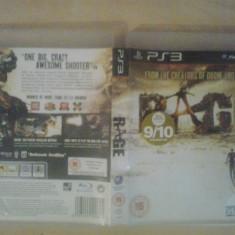 RAGE - Joc PS3 ( GameLand ) - Jocuri PS3, Actiune, 18+, Multiplayer
