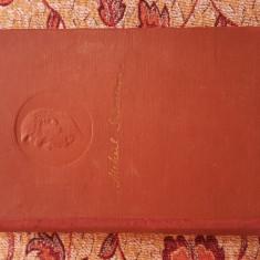 MIHAIL SADOVEANU - OPERE 1 ( EDITIA I ) - Roman, Anul publicarii: 1954