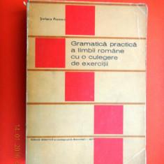 GRAMATICA PRACTICA A LIMBII ROMANE cu exercitii SEFANIA POPESCU - Culegere Romana