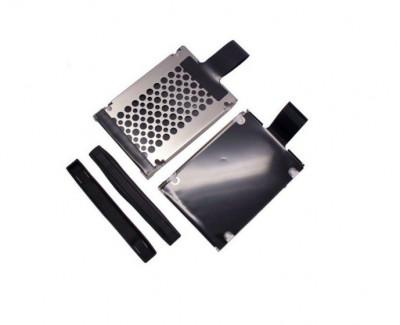 Suport caddy + cauciucuri HDD Lenovo Thinkpad T60 T61 T410 T410S T430 T500 X60 foto