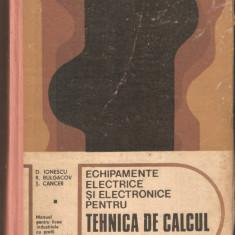 Echipamente electrice si electronice pentru tehnica de calcul - Carti Electronica
