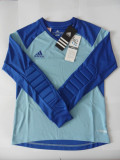 JDZ Bluza portar fotbal Adidas copii junior noua originala 5 - 6 ani, Barbati, S