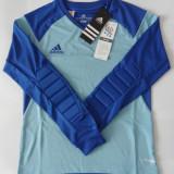 JDZ Bluza portar fotbal Adidas copii junior noua originala 5 - 11 ani - Echipament portar fotbal, Barbati, S