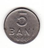 Romania (R.S.R.) 5 bani 1966