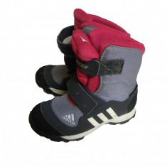 Bocanci Ghete Adidas Primaloft Outdoor Drumetii Fete|Fetite| Copii - Marime 30 - Bocanci copii Adidas, Culoare: Din imagine, Textil