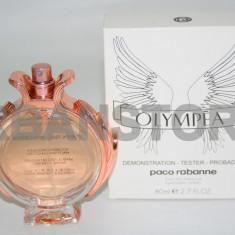 Parfum Tester Paco Rabanne Olympea + LIVRARE GRATUITA! - Parfum femeie Paco Rabanne, Apa de parfum, 80 ml, Floral