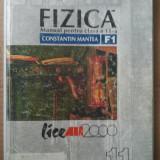 FIZICA - MANUAL PENTRU CLASA A 11 - A - CONSTANTIN MANTEA