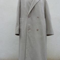 Palton doua randuri nasturi Hugo Boss, 100% original - Palton barbati, Marime: XXL, Culoare: Din imagine