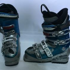 clapari ski schi SALOMON IDOL 70 23-23,5 flex 70