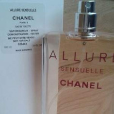 Tester Chanel Allure Sensuelle Made in France - Parfum femeie Chanel, Apa de parfum, 100 ml